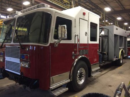 New Rescue Engine 1836